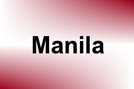 Manila name image