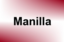 Manilla name image