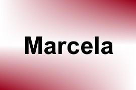 Marcela name image