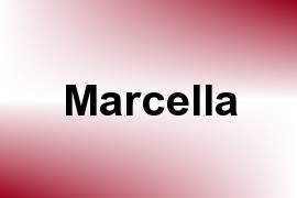 Marcella name image
