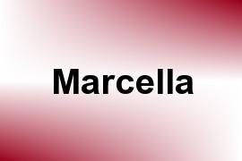 Marcella name image