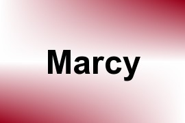Marcy name image