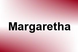 Margaretha name image