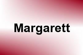 Margarett name image