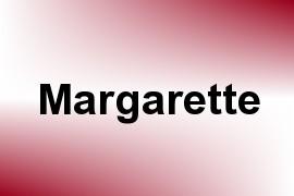 Margarette name image