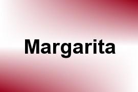 Margarita name image