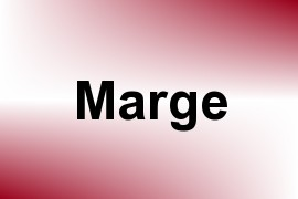 Marge name image
