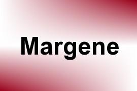 Margene name image