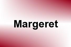 Margeret name image
