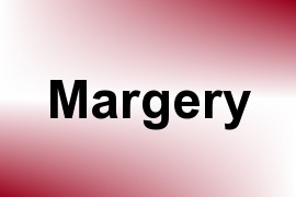 Margery name image