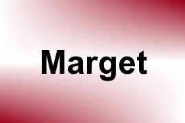 Marget name image