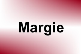 Margie name image