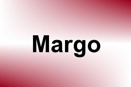 Margo name image
