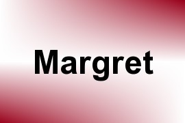 Margret name image