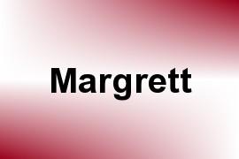 Margrett name image