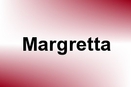Margretta name image