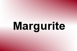 Margurite name image