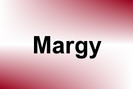 Margy name image