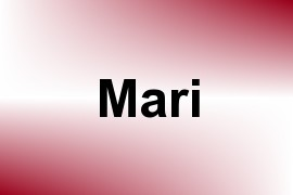 Mari name image