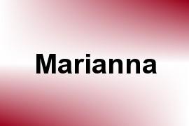 Marianna name image