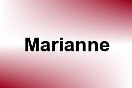 Marianne name image