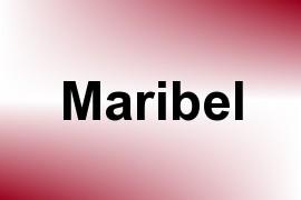 Maribel name image