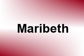 Maribeth name image