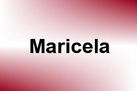 Maricela name image