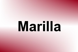 Marilla name image