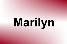 Marilyn name image