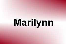 Marilynn name image