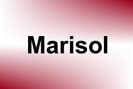 Marisol name image