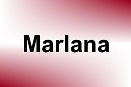 Marlana name image