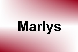 Marlys name image