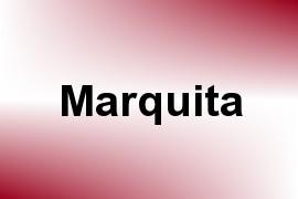 Marquita name image