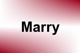 Marry name image