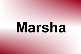 Marsha name image