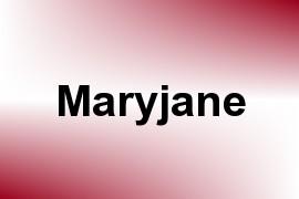 Maryjane name image