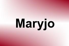 Maryjo name image