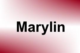 Marylin name image