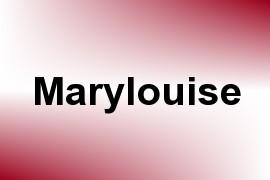 Marylouise name image