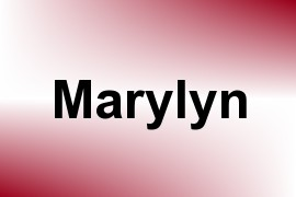 Marylyn name image