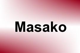 Masako name image
