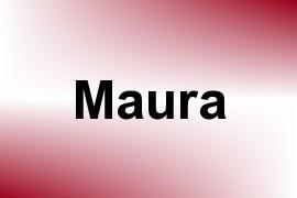 Maura name image