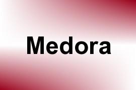 Medora name image