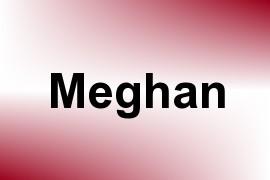 Meghan name image