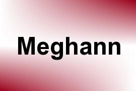 Meghann name image