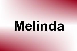 Melinda name image