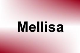 Mellisa name image