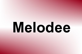 Melodee name image
